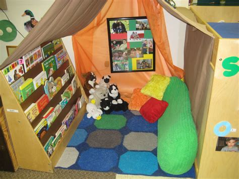 cozy reading spot in a toddler classroom from raleigh 406 | 39d6fcf2a78c6eff4982a98aa3d9b750