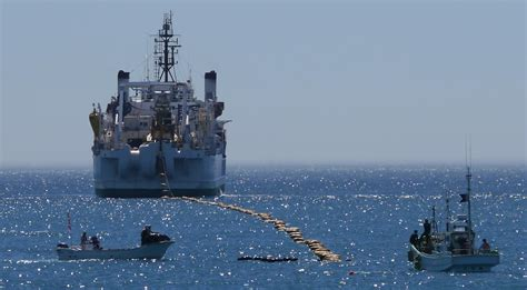 Google Faster Undersea Cable Goes Online With Tbps