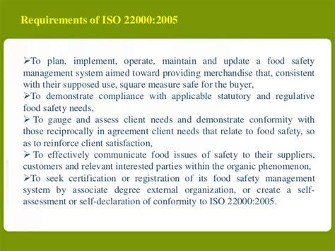 plan am駭agement cuisine food safety management system plan images