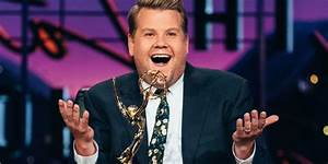 James Corden addresses that Emmys 'kiss' controversy