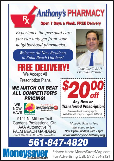 Pool Tile Ideas by Coupons For Anthony S Pharmacy My Living Magazines