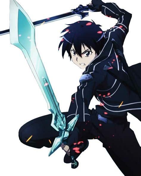 Kirito Sword Art Online Wiki FANDOM powered by Wikia