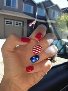 light up your manicure with these 20 july 4th nail designs