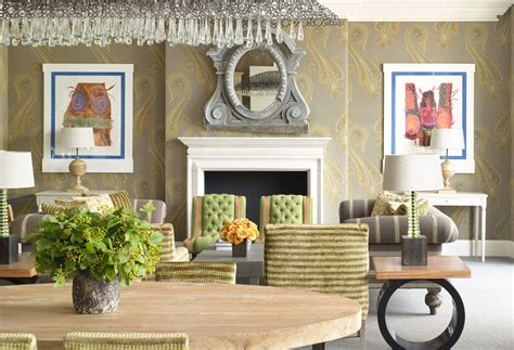 Connect to a central park suite with terrace for 3,600 square feet (334 square metres) of luxurious living space. Firmdale Hotels - Two Bedroom Crosby Suites