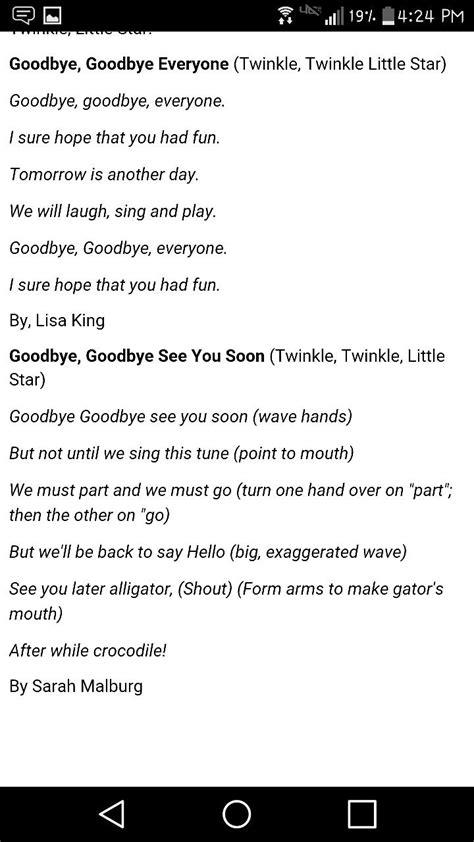 goodbye song preschool preschool graduation songs 522 | 13c0ca5846ad92073c9d99b056038ca8