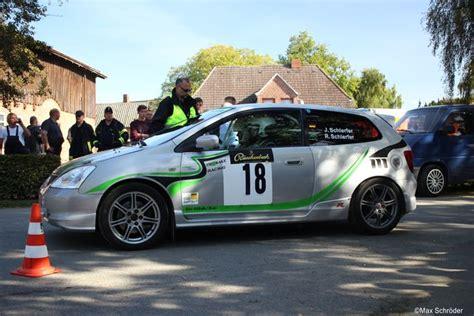 Honda Civic Type R (ep3) Rally Car
