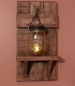 candle holder mason jar wall candle holders country decor With kitchen cabinets lowes with wall art votive holder