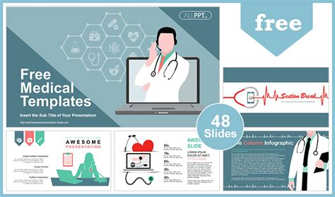 doctor medical powerpoint templates