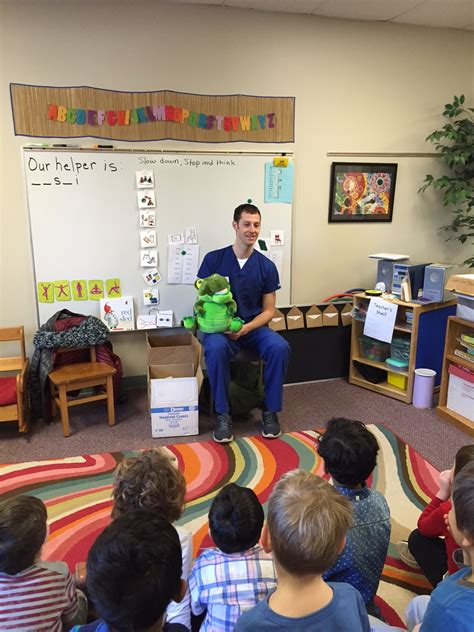preschool presentation for children s dental health month 464 | Luke at preschool 2016