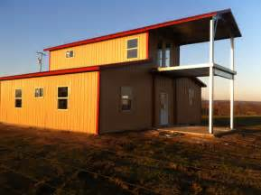 Metal Building Homes Floor Plans