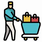Consumer Customer Shopping Icon Client Icons