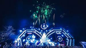Hardwell @ Ultra Music Festival 2016 Full HD Wallpaper and ...