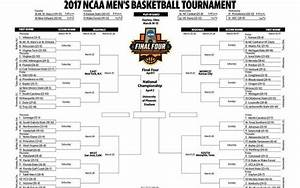 Printable Ncaa Basketball Bracket ...