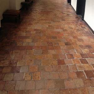 antique french terracotta tiles 16x16 cm bca antique With tomette parquet