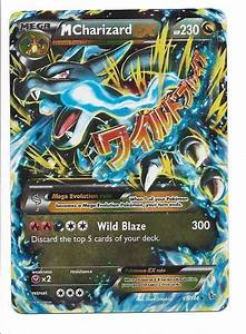 Pokemon Cards XY Series FlashFire Card - Mega Charizard EX ...