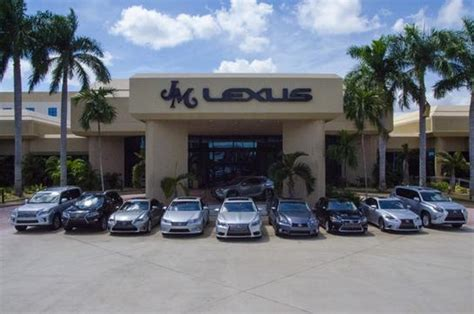 Jm Lexus New Car Inventory by Jm Lexus Car Dealership In Margate Fl 33073 3409 Kelley