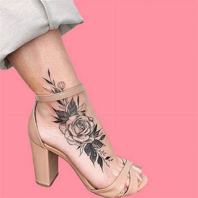 Tattoos Foot Ankle Try Tattoo Wonderful Showmybeauty