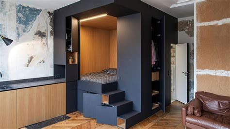 ideas inteligentes  ahorrar espacio  muebles