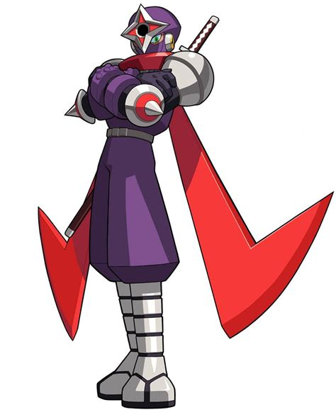 Shadowmanexe Characters And Art Mega Man Battle Network