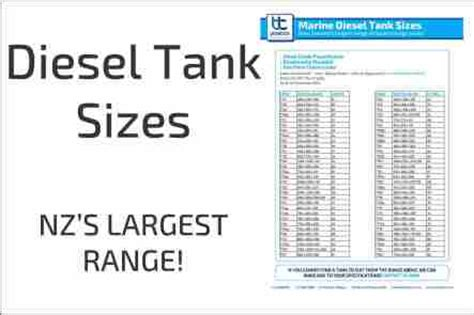 Marine Fuel Tank Dimensions by Diesel Tank Sizes Pictures To Pin On Thepinsta