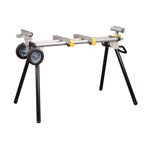 harbor freight folding table heavy duty mobile miter saw stand