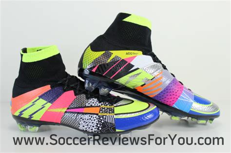 nike   mercurial superfly review soccer reviews