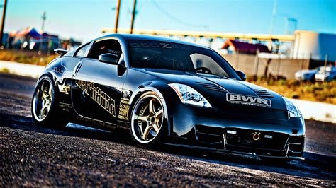 Tuned Luxury Cars by Nissan 350z Wallpapers Wallpaper Cave