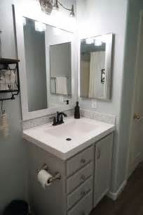 bathroom vanity makeover ideas  pinterest