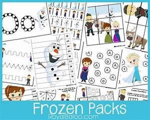 Free Frozen Packs | Day Care - Worksheets | Pinterest ...