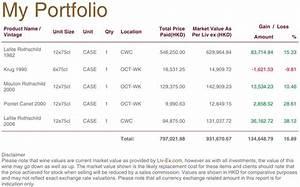 example of portfolio etamemibawaco With sample investment portfolio templates