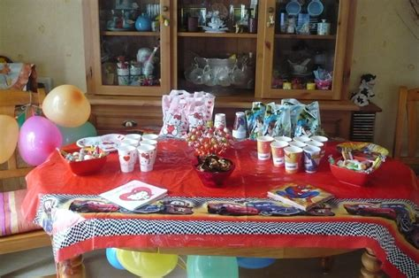 idee decoration anniversaire fille  ans
