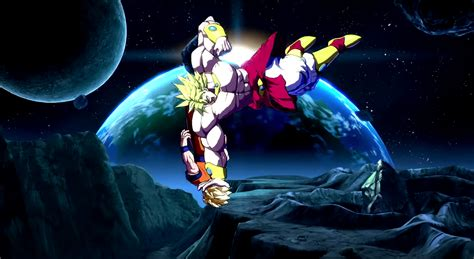 broly joins dragon ball fighterz    trailer