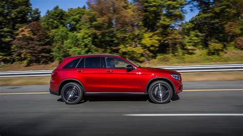 Mercedes Glc Class Backgrounds by Used 2017 Mercedes Glc Class Review Ratings Edmunds