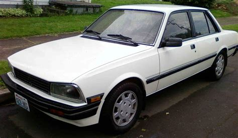 1980 Peugeot 505 Photos, Informations, Articles