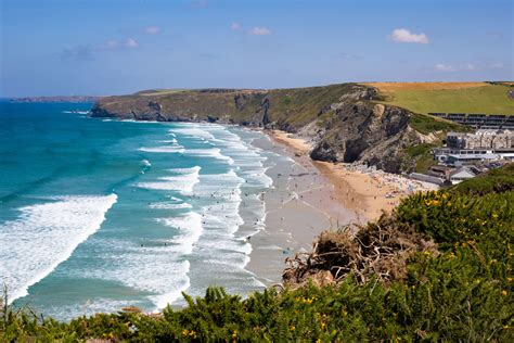surf places england europe watergate bay