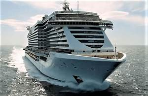 Fincantieri Delivers The Largest Ship Built In Italy MSC ...