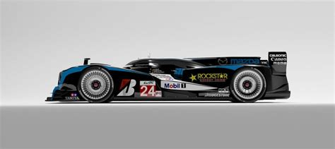 Mazda Lmp1 2020 by Mobil 1 Mazda Lmp1 Le Mans 2016 By Karayaone On