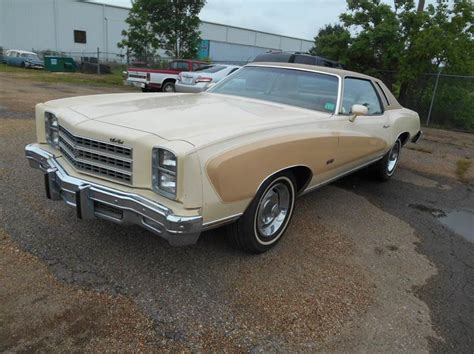 1976 Chevrolet Monte Carlo by 1976 Chevrolet Monte Carlo For Sale 17 Used Cars From 5 235