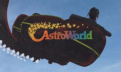 flags astroworld  story  travis scotts beloved