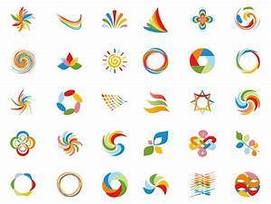 Logo Design Element Vector Graphics   Free Vector Graphics ...