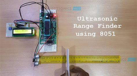 ultrasonic rangefinder project