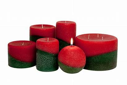 Candles Pillar Scented Morning Candle Layers Northwoods