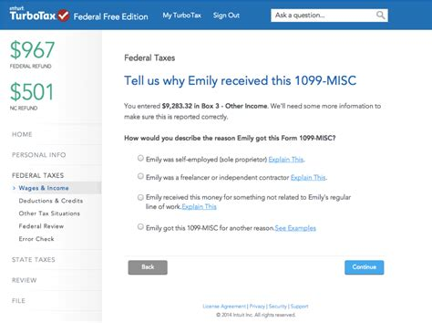 enter  misc fellowship income  turbotax