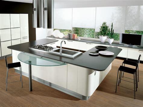 island kitchen units katia cocina con isla by cucine lube