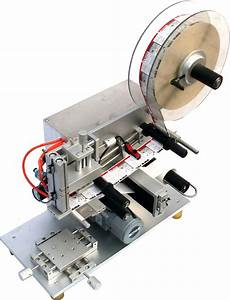 Manual Sticker Label Applicator Machine Self Adhesive