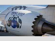 Trent 1000 – RollsRoyce