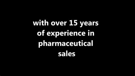 how to become a pharmaceutical rep how to become a pharmaceutical sales rep youtube