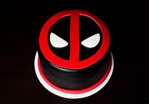 Deadpool Fondant Cakes Cupcakes Pinterest Deadpool