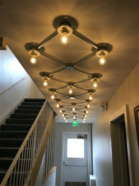 flush mount grid light ceiling design modern ceiling design ceiling light design