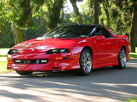 small engine maintenance and repair 1997 chevrolet camaro electronic toll collection 1997 chevrolet camaro iv pictures information and specs auto database com